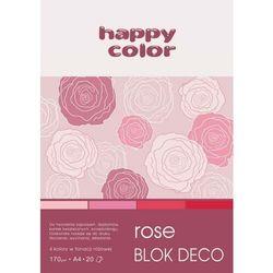 Blok Deco A5/20 kartek Rose