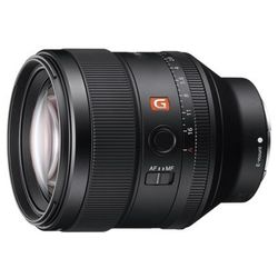 Sony FE 85mm f/1.4 GM OSS