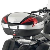 Stelaże motocyklowe, GIVI SR1134 HONDA CTX 1300 (14>15) Stelaż kufra centralnego z płytą MONOLOCK