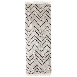 HK Living Dywan zigzag bawełniany (75x220) TTK3030