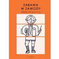Książki dla dzieci, Zabawa w zawody (opr. kartonowa)