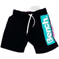 Kąpielówki, strój kąpielowy BENCH - Corp Boardshort Black Beauty (BK022) rozmiar: XL