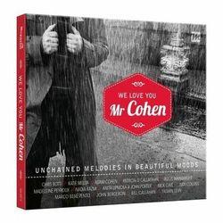 Various - We Love You Mr Cohen + Darmowa Dostawa na wszystko do 10.09.2013!