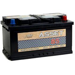 Akumulator Asset 12V 85Ah / 760 A niski
