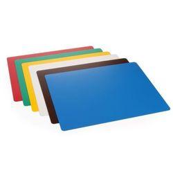 Podkładki do krojenia HACCP w różnych kolorach   6szt.   380x305x(H)1,4mm