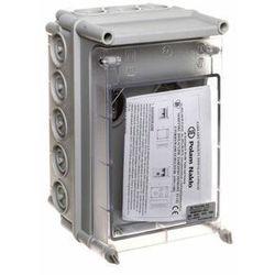 Skrzynka zabezpieczeniowa z pokrywą uchylną SB 3x32A bez dławnic 9224-000