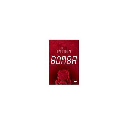 Literatura młodzieżowa, Bomba. Darmowy odbiór w niemal 100 księgarniach! (opr. broszurowa)