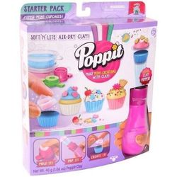 Poppit zestaw startowy mix 3 (PPT17400) - babczeki,pieski, torebki. Wybór losowy.