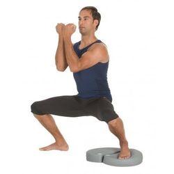 Trener równowagi Aero-Step Togu XL Functional - srebrny