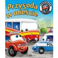 Książki dla dzieci, Samochodzik Franek Przygoda w mieście (opr. miękka)