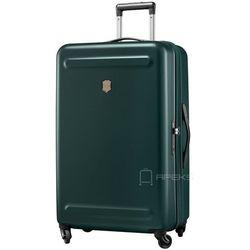Victorinox Etherius duża poszerzana walizka 75 cm / ciemnozielona - Evergreen