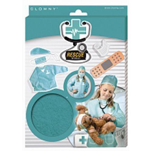 Pozostałe zabawki, Zestaw małego lekarza - Strój lekarza Rescue