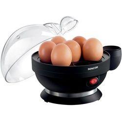 Jajowar SEG 710BP, Moc max 380W,7 jajek,3 stopnie gotowania