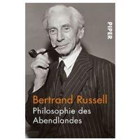 Pozostałe książki, Philosophie des Abendlandes Russell, Bertrand