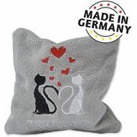Pozostałe zabawki, Aumüller True Love Mini poduszka dla kota, z silver vine i łuskami orkiszu - 2 szt. | DARMOWA Dostawa od 99 zł