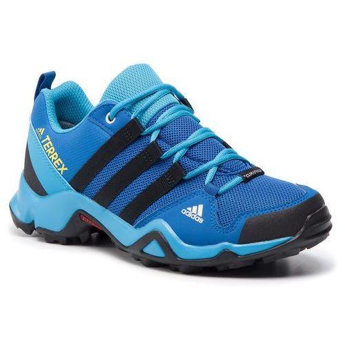 Buty sportowe dla dzieci, Buty adidas - Terrex Ax2r Cp K BC0675 Blubea/Cblack/Shoyel