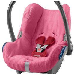 MAXI-COSI Letni pokrowiec na fotelik samochodowy CabrioFix, Pink 2017