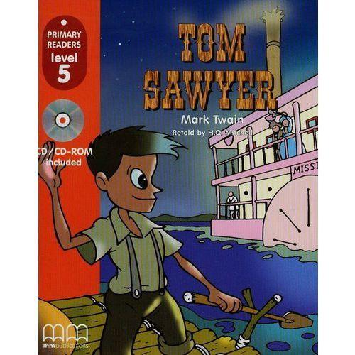 Książki do nauki języka, Tom Sawyer SB /tylko z CD/ (opr. miękka)