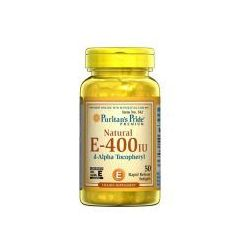 Witamina E-400 IU 100% Natural Puritans