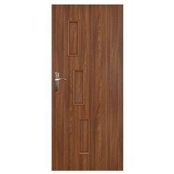 Drzwi pełne Everhouse Roma 80 prawe akacja