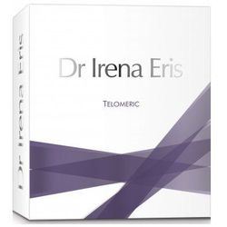 SET Dr Irena Eris Telomeric 60+ (W) skoncentrowany krem liftingujący, na dzień SPF 15 50ml + naprawczy krem dermowypełniający, na noc 30ml + skoncentrowany krem napinający pod oczy, SPF 20 15ml