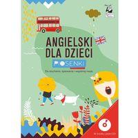 Książki dla dzieci, KAPITAN NAUKA ANG.DLA DZIECI PIOSENKI EDGAR (opr. twarda)
