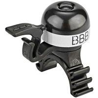 Dzwonki rowerowe, BBB MiniBell BBB-16 Dzwonek rowerowy biały/czarny 2018 Dzwonki Przy złożeniu zamówienia do godziny 16 ( od Pon. do Pt., wszystkie metody płatności z wyjątkiem przelewu bankowego), wysyłka odbędzie się tego samego dnia.