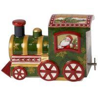 Ozdoby świąteczne, Villeroy & Boch - Nostalgic Melody Pozytywka ekspres świąteczny