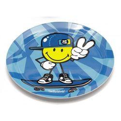 Talerzyk dla chłopczyka Smiley Kid Zak! Design