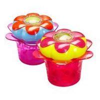 Grzebienie i szczotki, Tangle Teezer Flower Pot, kwiatek, szczotka do rozczesywania włosów dla dzieci