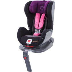 AVIONAUT Fotelik samochodowy ISOFIX GLIDER SOFTY (9-18kg) – czarno-różowy - BEZPŁATNY ODBIÓR: WROCŁAW!