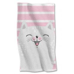 Ręcznik kąpielowy 40x70 cm Kotek 3Y38A1 Oferta ważna tylko do 2023-05-25