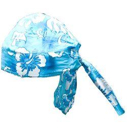 Bandana czapka przeciwsłoneczna dla dzieci - UV50+ - BANZ - Aqua Hawaii