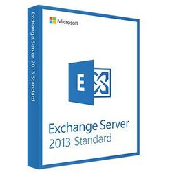 Exchange Server 2013 Standard elektroniczny certyfikat