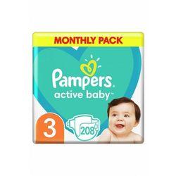 Pieluchy Pampers Activ Baby rozm3 5O41FD Oferta ważna tylko do 2031-09-23
