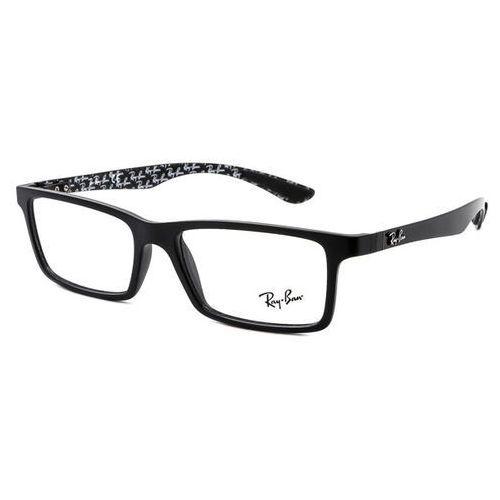 Okulary korekcyjne, Okulary Korekcyjne Ray-Ban Tech RX8901 Carbon Fibre 5263