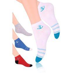STEVEN Stopki damskie Summer Socks 114