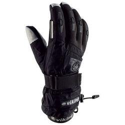 Rękawice narciarskie Viking Printer - granatowo-czarny viking (-28%)