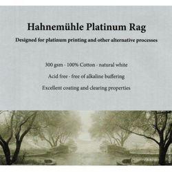 Hahnemühle Platin Platinum Rag 21,6x27,9cm/ 5 szt.