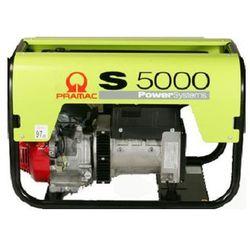Agregat prądotwórczy Pramac S 5000 /+CONN, Wersja - S 5000
