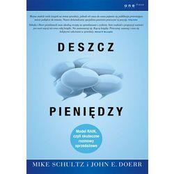 Deszcz pieniędzy - Schultz Mike, Doerr John E. (opr. miękka)