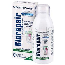 Biorepair Plus płyn do płukania jamy ustnej dla wzmocnienia i odnowy szkliwa + do każdego zamówienia upominek.