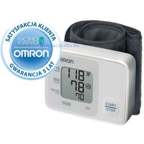Ciśnieniomierze, Omron RS1