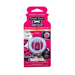 Zapach YANKEE car vent clip Red Raspberry - YCVCRR