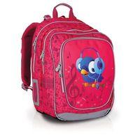 Tornistry i plecaki szkolne, Plecak szkolny Topgal CHI 739 H - Pink