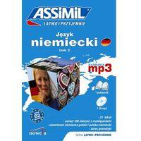 Książki do nauki języka, Język Niemiecki Łatwo I Przyjemnie Tom 2 + Mp3 (opr. kartonowa)