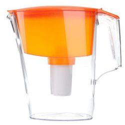 Dzbanek filtrujący Aquaphor Standard, pomarańczowy + wkład Aquaphor B100-15 Standard