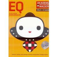 Hobby i poradniki, AIM. EQ Inteligencja emocjonalna dla 3-4 latków (opr. broszurowa)