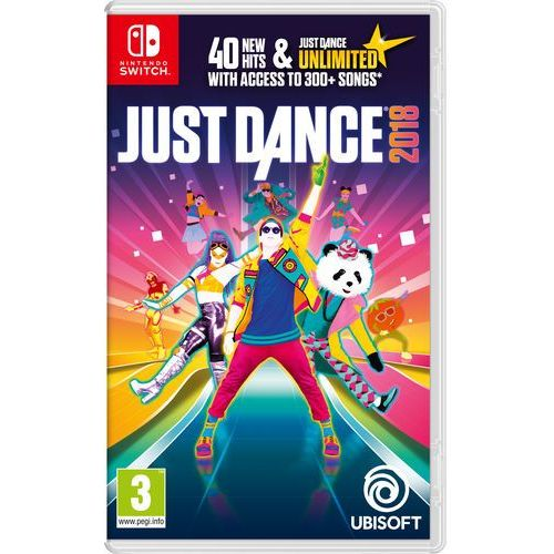 Gry Nintendo Switch, Gra Nintendo Switch Just Dance 2018