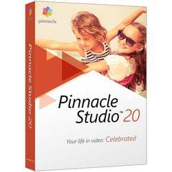 Corel Pinnacle Studio 20 Standard PL/ML DVD BOX